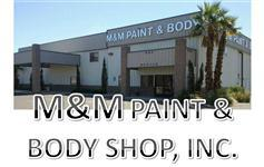 M And M Paint And Body